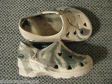 Airwalk Camouflage Design Slip-on Clogs Toddler Size 3.5 to 4