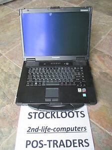 Panasonic Toughbook CF-52 MK1 Core 2 Duo 1,8Ghz 2GB RAM 80GB Rugged DVD XP PRO B