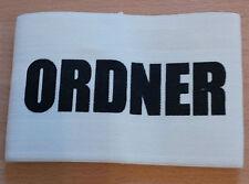FUßBALL ORDNERBINDE ORDNERBAND ORDNER ARMBAND 9 CM BREIT EXTRA GROßE
