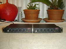 Ashly CL100, Pair, Compressor Limiter, Vintage Rack