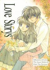 Gundam Wing doujinshi Heero x Relena Love Storys MTT Niigata 218p
