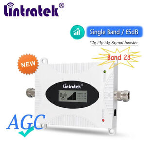 4G LTE 700MHz Cell phone Signal Booster Band28 AGC Repeater only FCC Approve