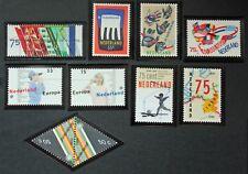 Sello PAÍSES BAJOS - 9 sellos de 1989 n MNH (Cyn28) Países Bajos Stamp