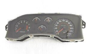 1990 Laser Talon 150 MPH Instrument Cluster gauge assembly 287266 Kms Non Turbo