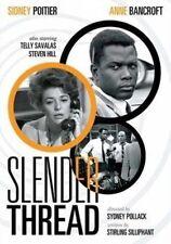 Slender Thread 0887090042703 With Sidney Poitier DVD Region 1