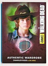 The Walking Dead Season 4 Part 1 Chandler Riggs as Carl Grimes Wardrobe #M17 QTY