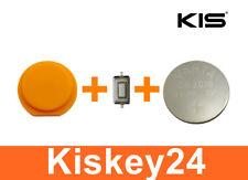 Druckknopf Taste+MICRO TASTER+Batterie für Smart Schlüssel FORTWO 450 FORFOUR