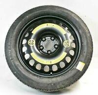 Mercedes W219 E500 CLS500 Emergency Spare Tire Wheel Donut Rim 155/70 R17 OEM
