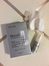 Murad Professional Eye Lift Firming Treatment 0.17 oz + 8 Eye Pads TRAVEL SIZE !