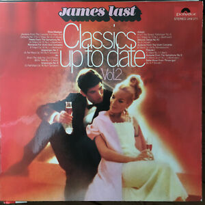James Last  - Classics up to date 2 -  - LP Vinyl