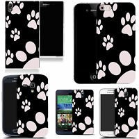 art case cover for All popular Mobile Phones - cluster paw silicone