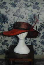 Handmade Women's Wide Brim Hats