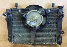 Yamaha YZF 600 R6 5EB 5MT 98-02  Water Coolant Radiator & Fan Unit   R 6 Rad