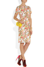 NWT Stella McCartney 36 Ridley Woven Floral Jacquard Tapestry Sheath Dress