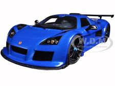 GUMPERT APOLLO S BLUE 1/18 DIECAST MODEL CAR BY AUTOART 71303