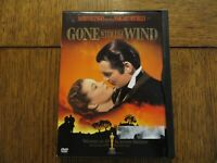 Gone With The Wind - Clark Gable, Vivien Leigh - 1939 - WB - DVD LIKE NEW!!!