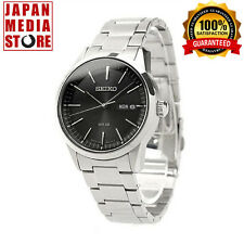 Seiko SPIRIT SBPX063 Elegant Men's Watch Solar - 100% GENUINE JAPAN
