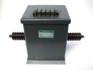 Vintage high voltage instrument transformer or transducer