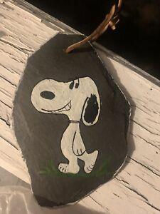 Snoopy Slate Decoration