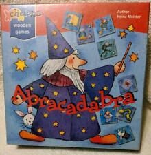 Abracadabra Chelona Wooden Games Heinz Meister NEW