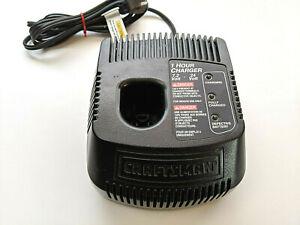 Craftsman 7.2 - 24 Volt 1 Hour Battery Charger Fast Quick 19.2V Model 1425301