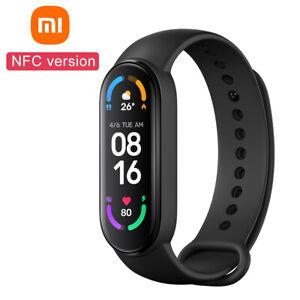 Xiaomi Mi Band 6 NFC Verison Smart 5ATM Fitness Tracker Heart Rate Activity UK