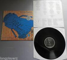 Jennifer Warnes - Famous Blue Raincoat Songs Of Leonard Cohen 1987 RCA LP
