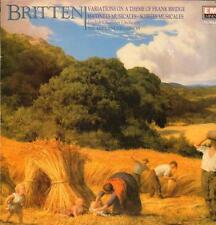 Britten(Vinyl LP)Variations On A Theme Of Frank Bridge-EMI-EMX 2111-UK-VG+/NM