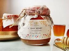 Green Junction's Raw ,Unheated ,Unpasteurized Honey -650 g  Glass Jar