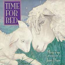 Time for Bed: Lap-Sized Board Book-ExLibrary