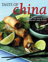 Taste of China by Linda Doeser (Paperback) NEW BOOK [Paperback]