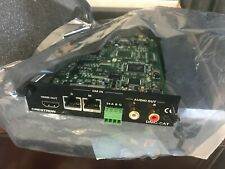 Crestron Dmc-Cat DigitalMedia™ Cat Input Card for Dm® Switchers