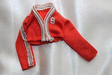 Barbie doll Star Starr Doll Vintage 1979 red jacket shirt clothes original