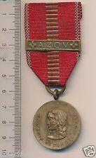 ROMANIA Order 1941 Crusade Against Communism Medal WW2 AZOV RUSSIA CLASP BAR RR!