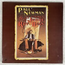 Paul Newman LaserDisc - The Life and Times of Judge Roy Bean