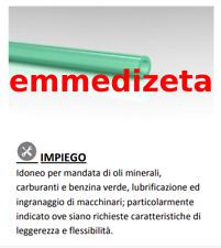 5 METRI Tubo benzina verde diametro 5 x 9 mm - ISO 1307