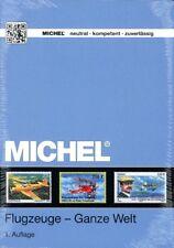 Michel Katalog Flugzeuge - Ganze Welt 1. Auflage Neu