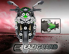 Eazi-Guard™ Kawasaki Z1000 2014-2017 Motorbike Stone Chip Protection Kit
