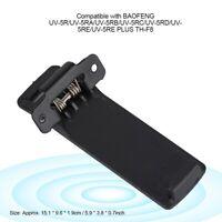 5x Belt Clip for BAOFENG UV-5R UV-5RA UV-5RB UV-5RC TH-F8 Radio Walkie Talkie