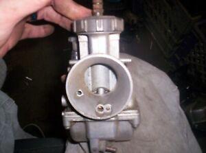 1989 Kawasaki KX125 Carburetor    2/2
