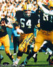 JERRY KRAMER-Green Bay Packers-Autographed 8x10 Picture-Green Bay Hall Of Fame