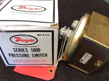 DWYER SERIES 1800 PRESSURE SWITCH: 1820-1 MIL
