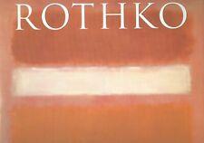 Mark Rothko edited by O Wick Exhibition in Roma 2008
