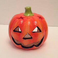Jack-o-lantern Pumpkin tealight holder Halloween Decoration Prop