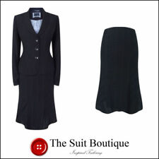 Skirt Suits Regular Size Pinstripe Suits & Suit Separates for Women