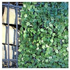 "ALEKO 94"" X 39"" Faux Ivy Privacy Fence Screen Artificial Fencing Outdoor Decor"