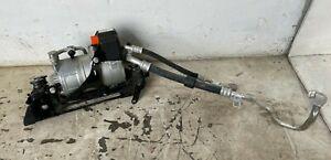Audi E-Tron A/C Compressor HV Pump Air Con AC Bracket Frame Pipe 4G0816797D