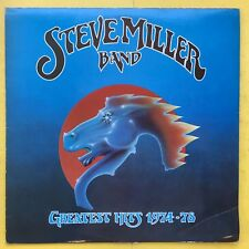 Steve Miller Band - Greatest Hits 1974-78 - Mercury 9199-916 Ex Condition