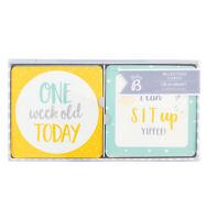 46 Baby Landmark Event Cards ~ Baby Shower Gift • New Baby Gift