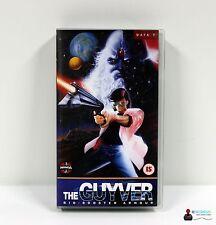 The Guyver-manga video-casete VHS-data Vol. 7